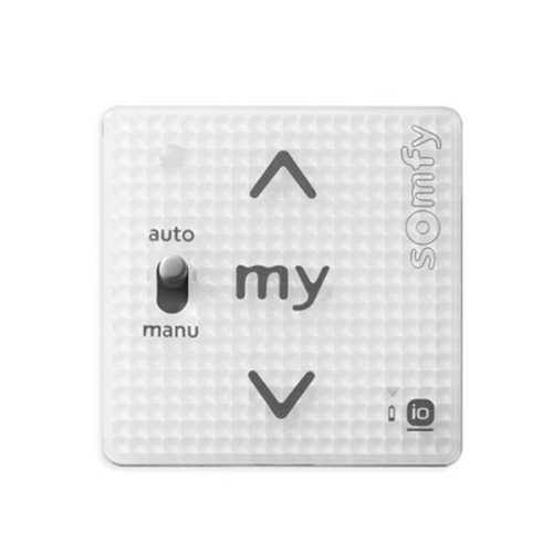 SOMFY nadajnik Smoove 1 A/M io Pure Shine io-homecontrol®