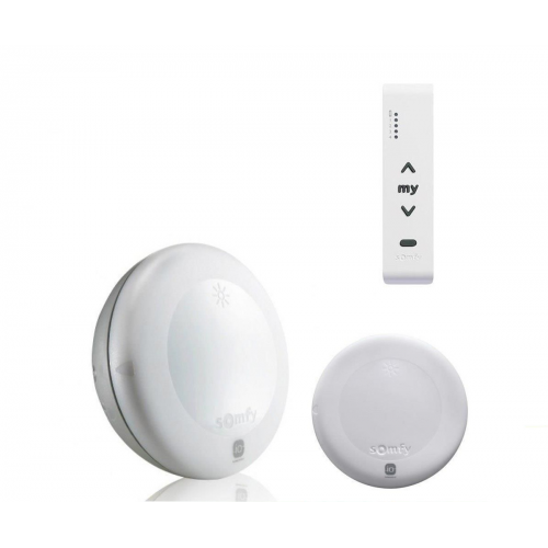 SOMFY SUNIS WIREFREE II io + SITUO 5 VARATION A/M io