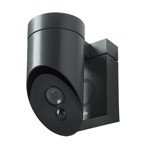 SOMFY OUTDOOR SECURITY CAMERA